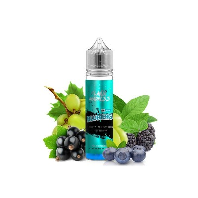 Lichid Flavor Madness Blueberg 40ml