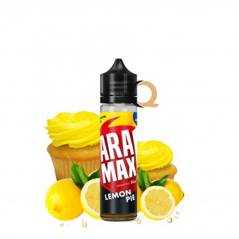 Aramax Shortfill 50ml - Lemon Pie - Fara nicotina