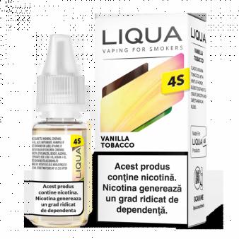 Lichid Liqua 4s 10ml - Vanilla 20mg