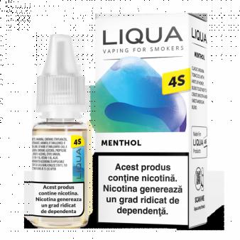 Lichid Liqua 4s 10ml - Menthol 20mg