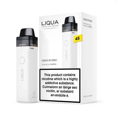 Liqua 4S Vinci R, 1500 mAh, VooPoo