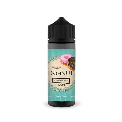 Lichid Flavor Madness Dohnut 100ml