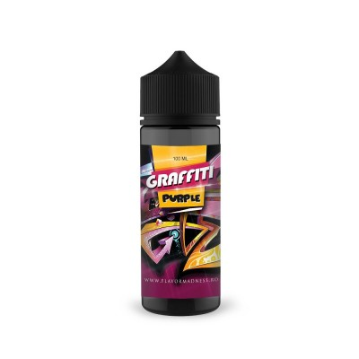 Lichid Flavor Madness Graffiti Purple 100ml