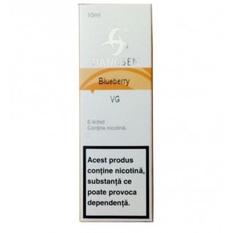 Lichid Hangsen - Blueberry - 10ml