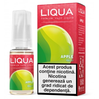 Lichid Liqua Apple 10ml