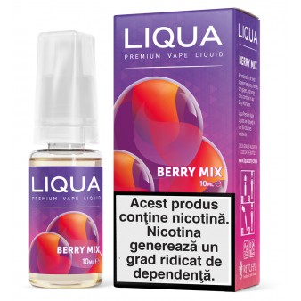 Lichid Liqua Berry Mix 10ml