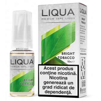 Lichid Liqua Bright Tobacco 10ml