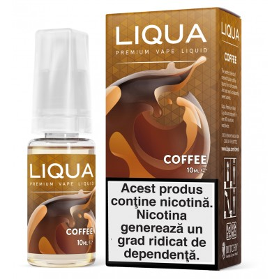 Lichid Liqua Coffee 10ml