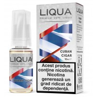 Lichid Liqua Cuban Cigar 10ml