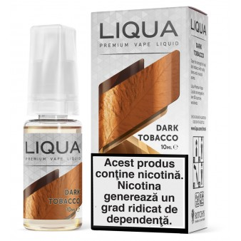 Lichid Liqua Dark Tobacco 10ml