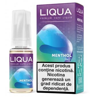 Lichid Liqua Menthol 10ml