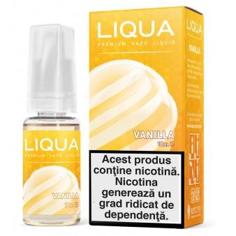 Lichid Liqua Vanilla 10ml