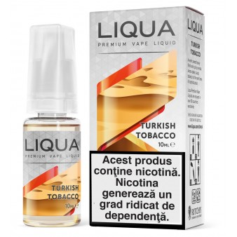 Lichid Liqua Turkish Tobacco 10ml
