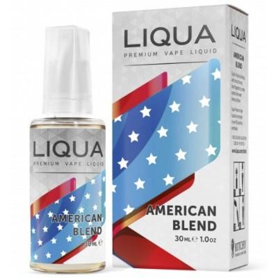 Lichid Liqua American Blend 30ml Fara Nicotina