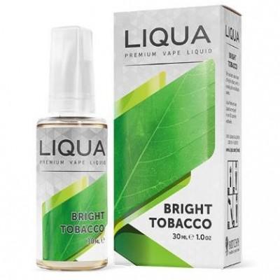Lichid Liqua Bright Tobacco 30ml Fara Nicotina
